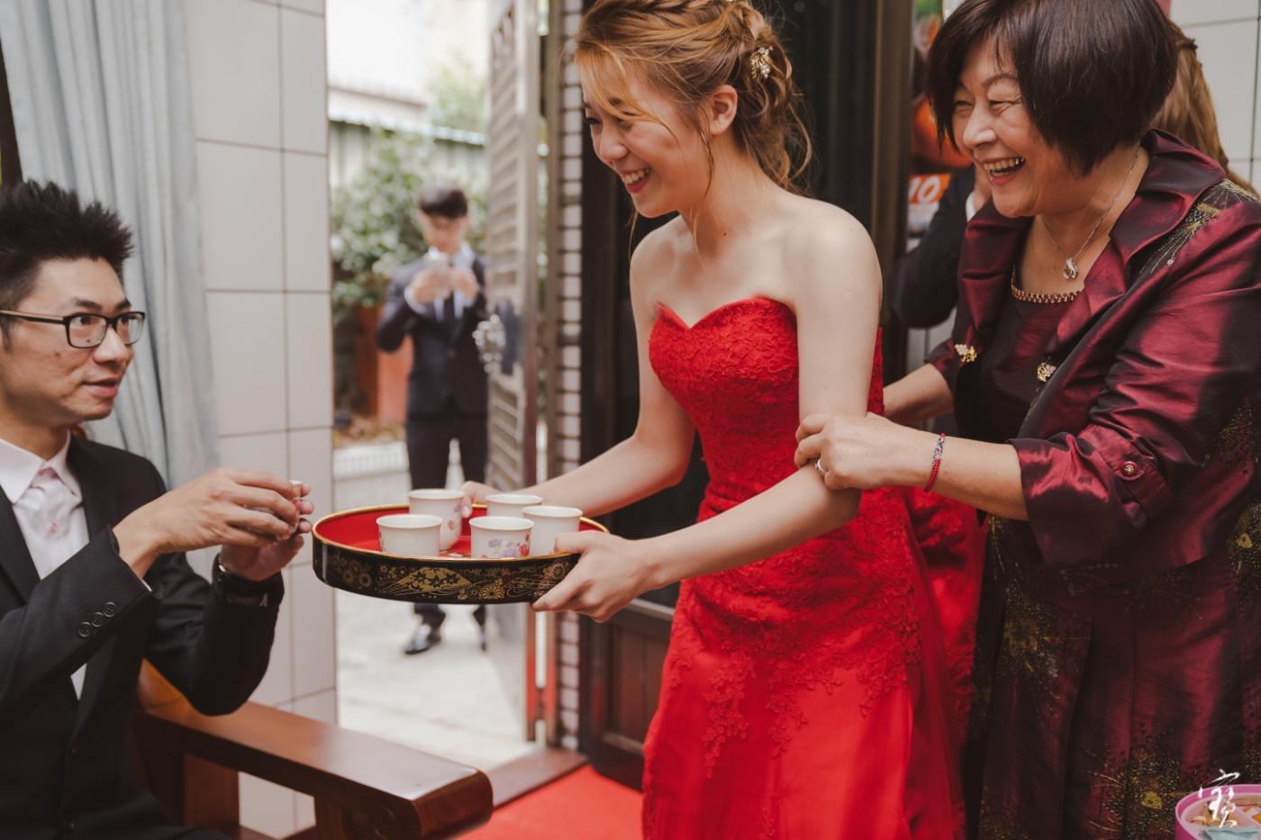 桃園婚禮 晶麒莊園 婚禮攝影 攝影師大寶 北部攝影 桃園攝影 新竹攝影 台北攝影 婚攝 早儀晚宴 1071014-12
