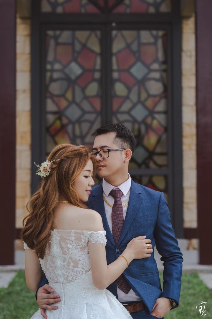 家毓&國智 早儀+晚宴 @桃園晶麒莊園
