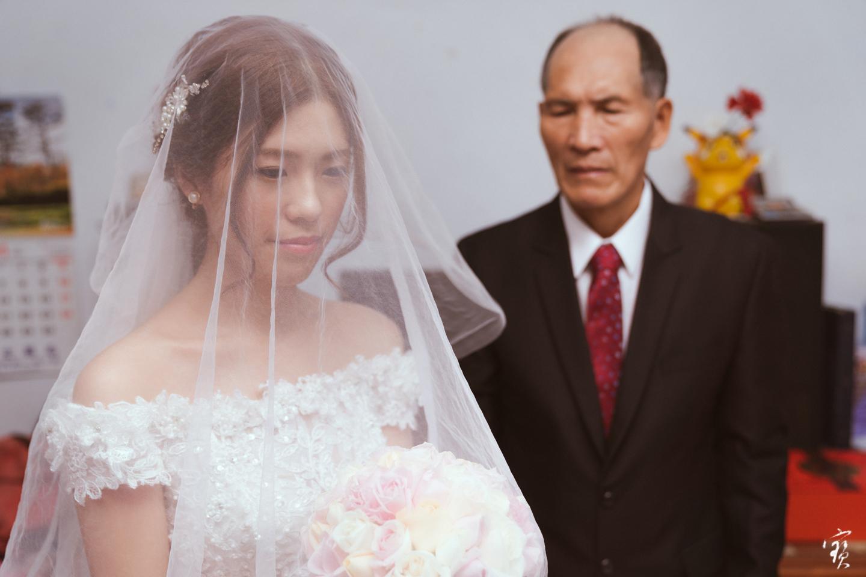 婚禮攝影 新竹彭園 冬伴影像 攝影師大寶 婚紗攝影 新娘新郎 早儀午宴20181125-105