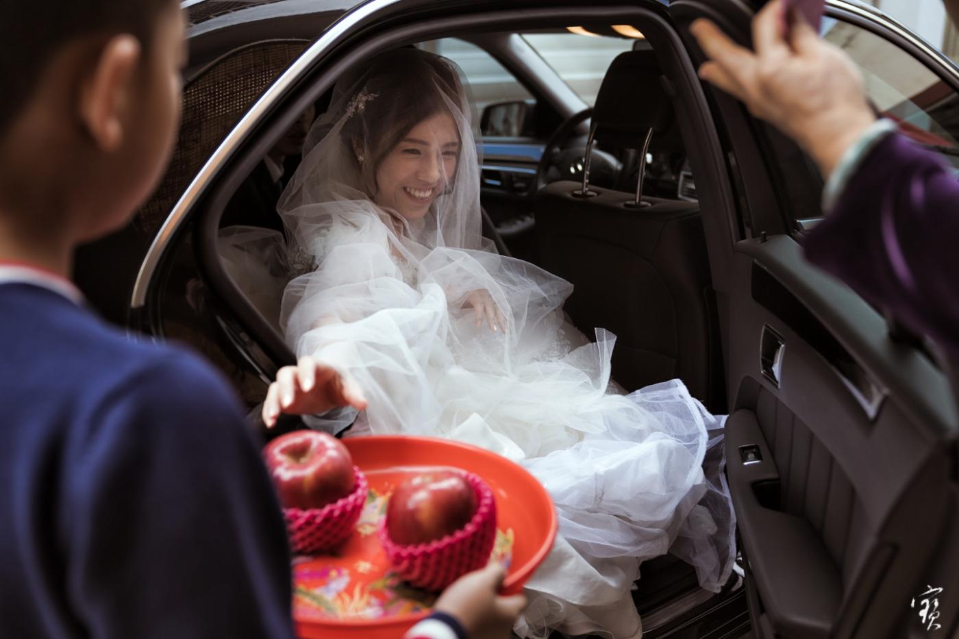 婚禮攝影 新竹彭園 冬伴影像 攝影師大寶 婚紗攝影 新娘新郎 早儀午宴20181125-143