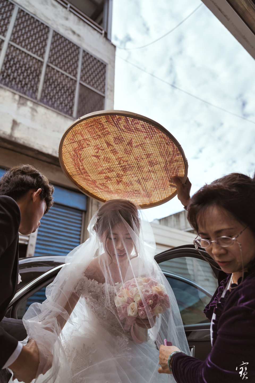 婚禮攝影 新竹彭園 冬伴影像 攝影師大寶 婚紗攝影 新娘新郎 早儀午宴20181125-147
