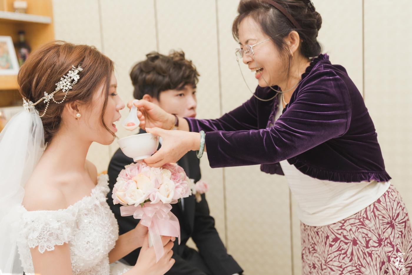 婚禮攝影 新竹彭園 冬伴影像 攝影師大寶 婚紗攝影 新娘新郎 早儀午宴20181125-168