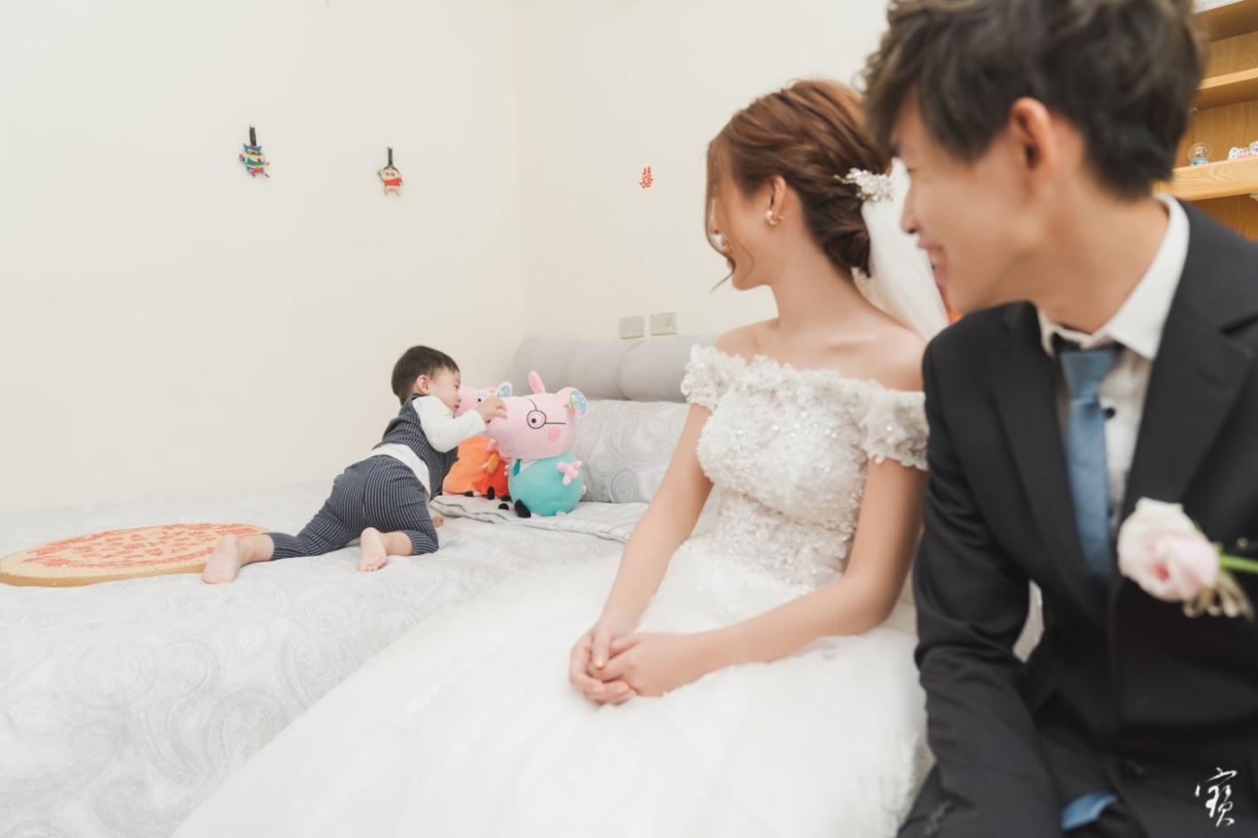 婚禮攝影 新竹彭園 冬伴影像 攝影師大寶 婚紗攝影 新娘新郎 早儀午宴20181125-175