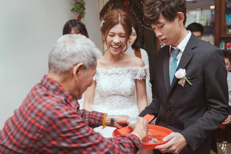 婚禮攝影 新竹彭園 冬伴影像 攝影師大寶 婚紗攝影 新娘新郎 早儀午宴20181125-211