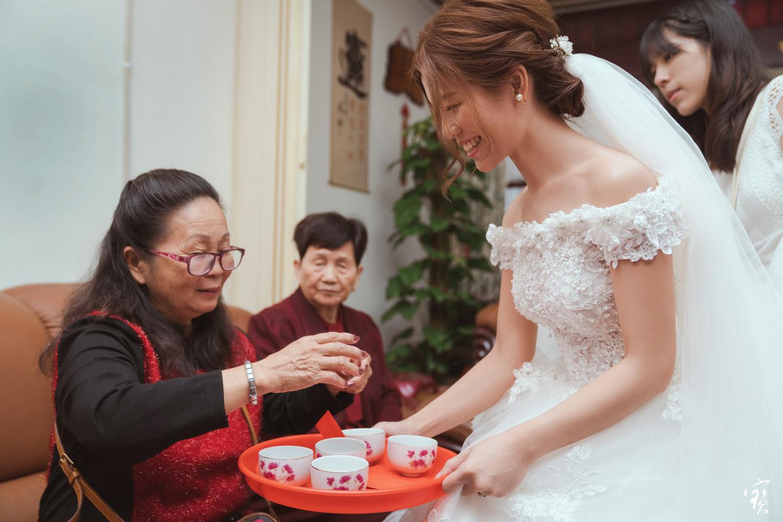 婚禮攝影 新竹彭園 冬伴影像 攝影師大寶 婚紗攝影 新娘新郎 早儀午宴20181125-216