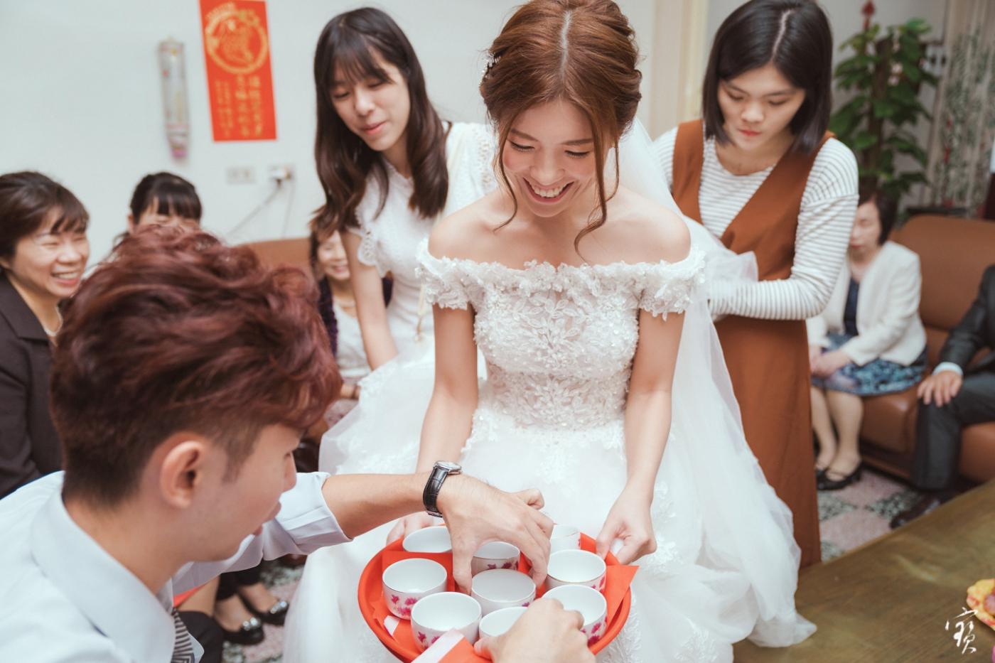婚禮攝影 新竹彭園 冬伴影像 攝影師大寶 婚紗攝影 新娘新郎 早儀午宴20181125-224