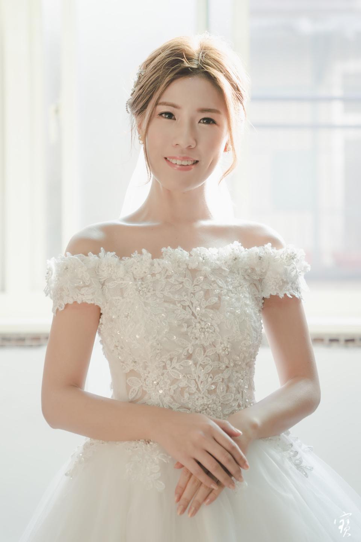婚禮攝影 新竹彭園 冬伴影像 攝影師大寶 婚紗攝影 新娘新郎 早儀午宴20181125-3