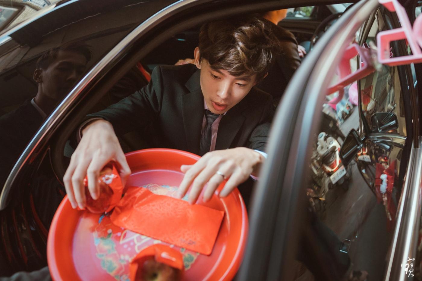 婚禮攝影 新竹彭園 冬伴影像 攝影師大寶 婚紗攝影 新娘新郎 早儀午宴20181125-35