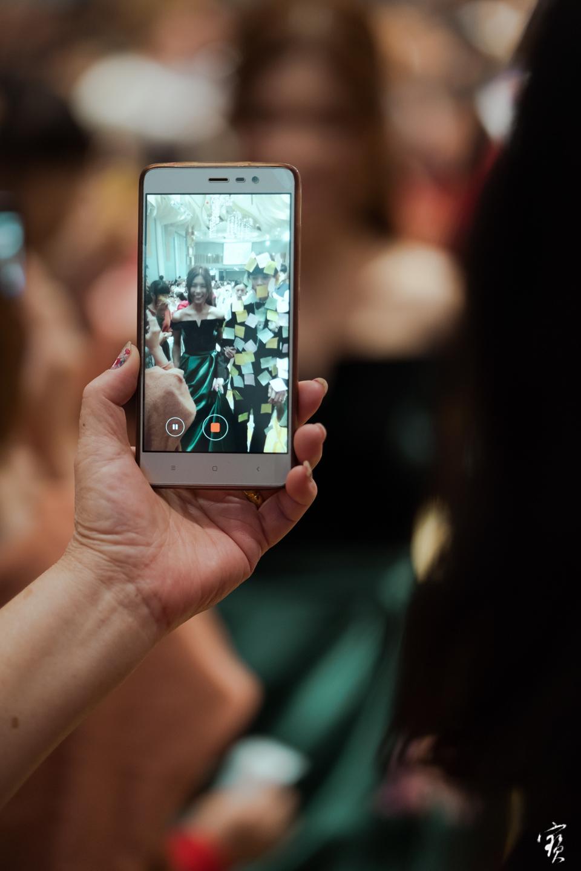 婚禮攝影 新竹彭園 冬伴影像 攝影師大寶 婚紗攝影 新娘新郎 早儀午宴20181125-396