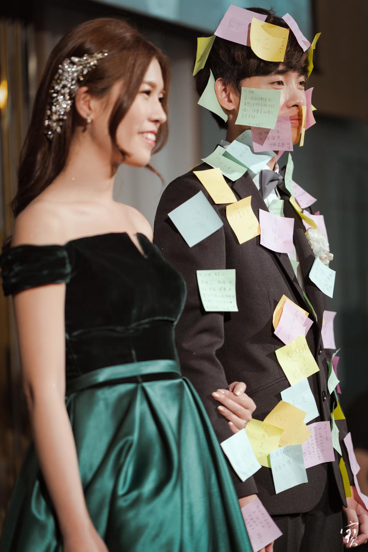 婚禮攝影 新竹彭園 冬伴影像 攝影師大寶 婚紗攝影 新娘新郎 早儀午宴20181125-399