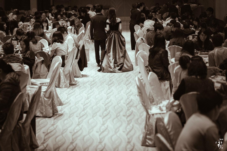 婚禮攝影 新竹彭園 冬伴影像 攝影師大寶 婚紗攝影 新娘新郎 早儀午宴20181125-470