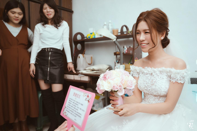 婚禮攝影 新竹彭園 冬伴影像 攝影師大寶 婚紗攝影 新娘新郎 早儀午宴20181125-60