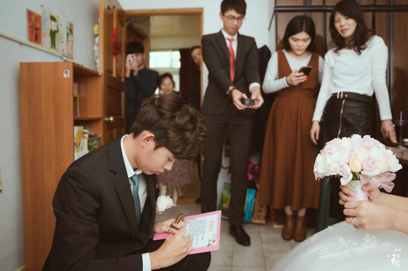 婚禮攝影 新竹彭園 冬伴影像 攝影師大寶 婚紗攝影 新娘新郎 早儀午宴20181125-62