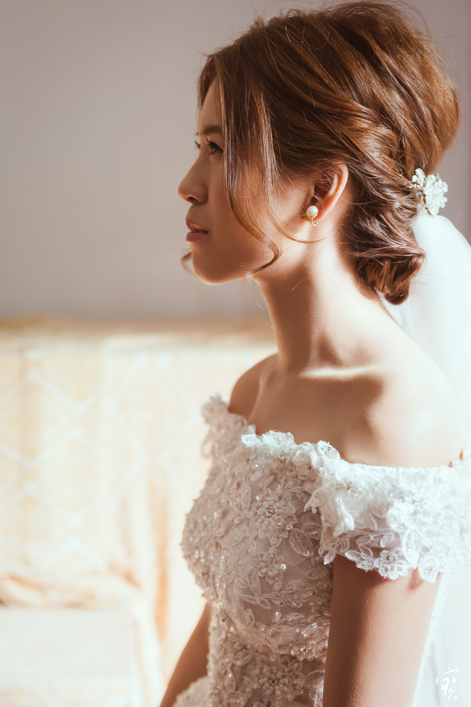 婚禮攝影 新竹彭園 冬伴影像 攝影師大寶 婚紗攝影 新娘新郎 早儀午宴20181125-73