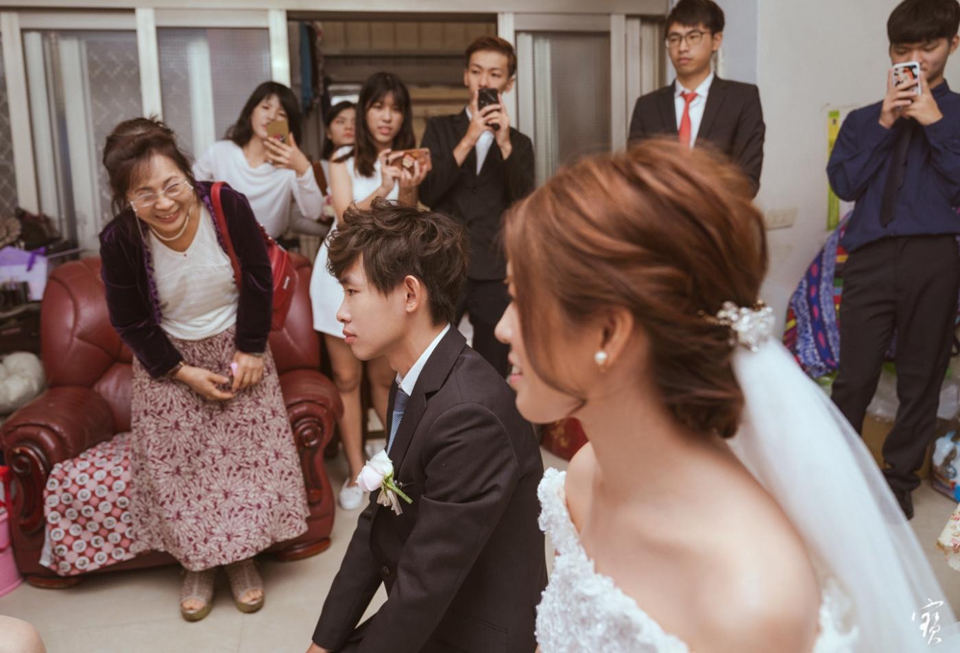 婚禮攝影 新竹彭園 冬伴影像 攝影師大寶 婚紗攝影 新娘新郎 早儀午宴20181125-86
