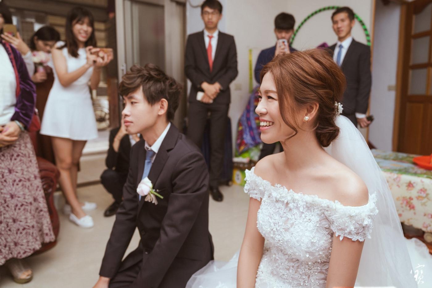 婚禮攝影 新竹彭園 冬伴影像 攝影師大寶 婚紗攝影 新娘新郎 早儀午宴20181125-88