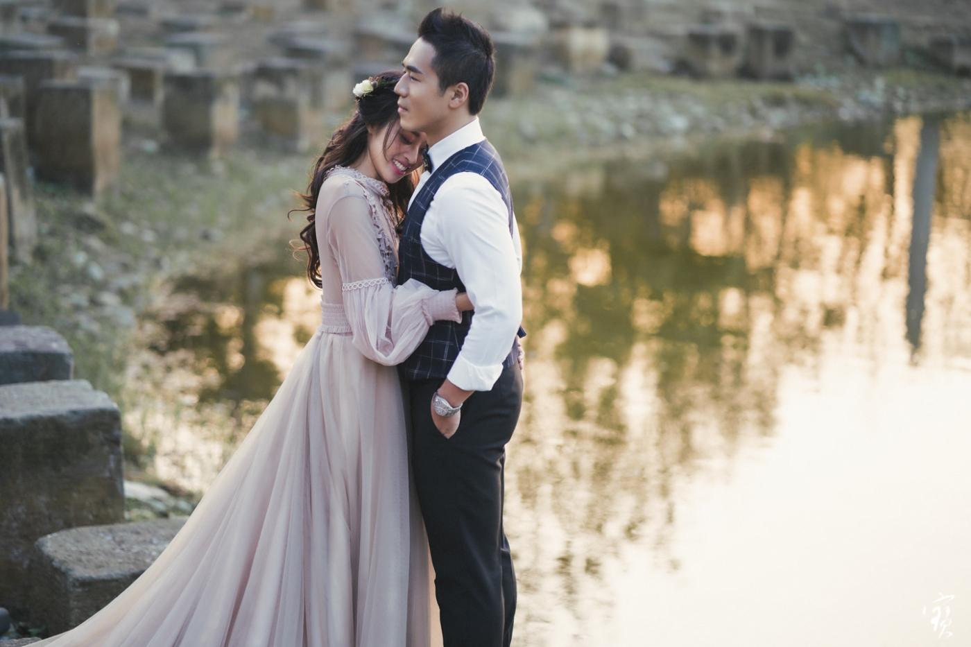 婚紗攝影 台中婚紗 台中都會公園 踏踏攝影棚 冬伴影像 攝影師大寶 北部攝影 新竹攝影 自主婚紗 自助婚紗_DB_4670