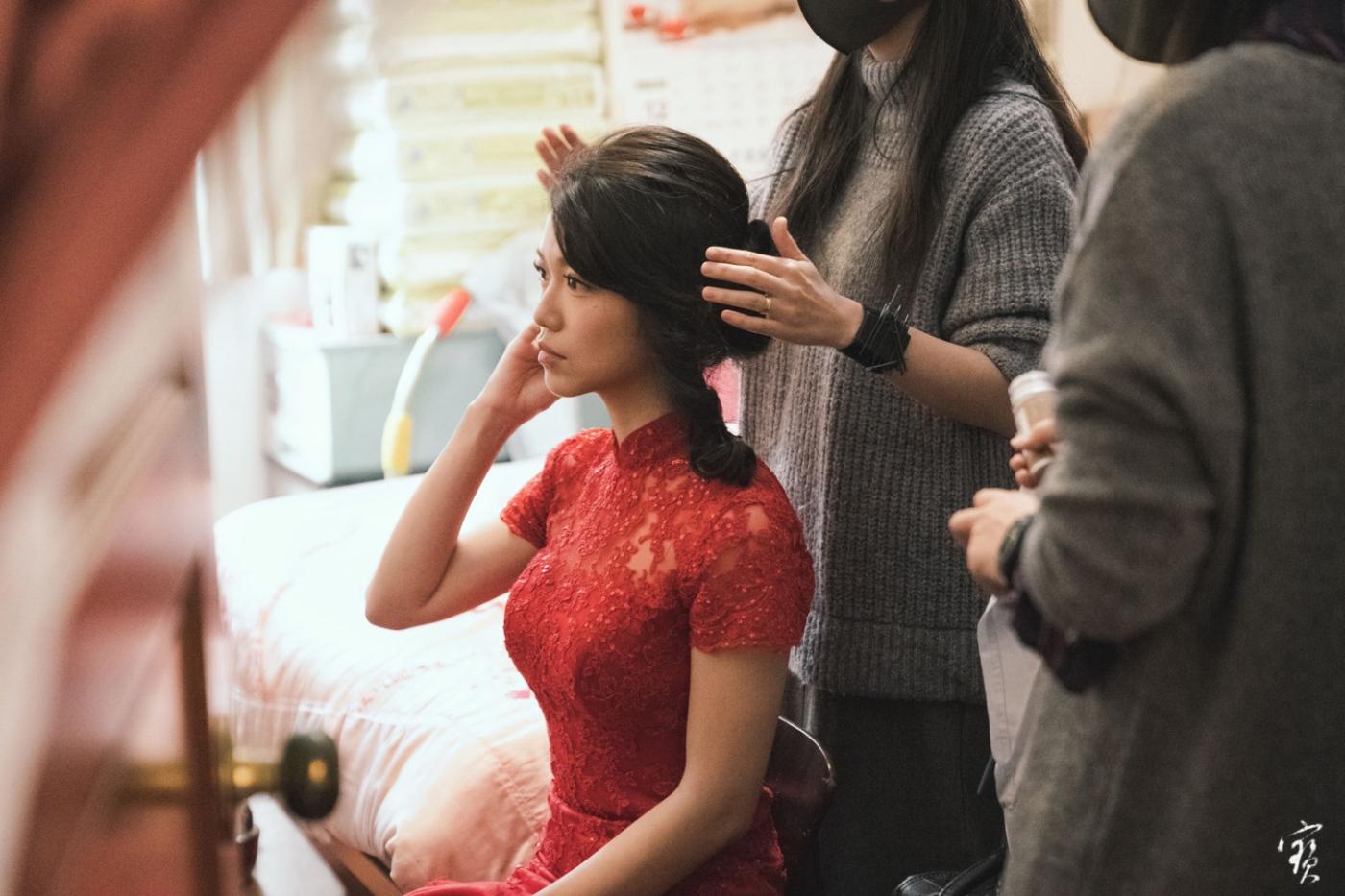 婚禮攝影 婚紗 大直 典華 冬半影像 攝影師大寶 北部攝影 台北攝影 桃園攝影 新竹攝影20181208-11