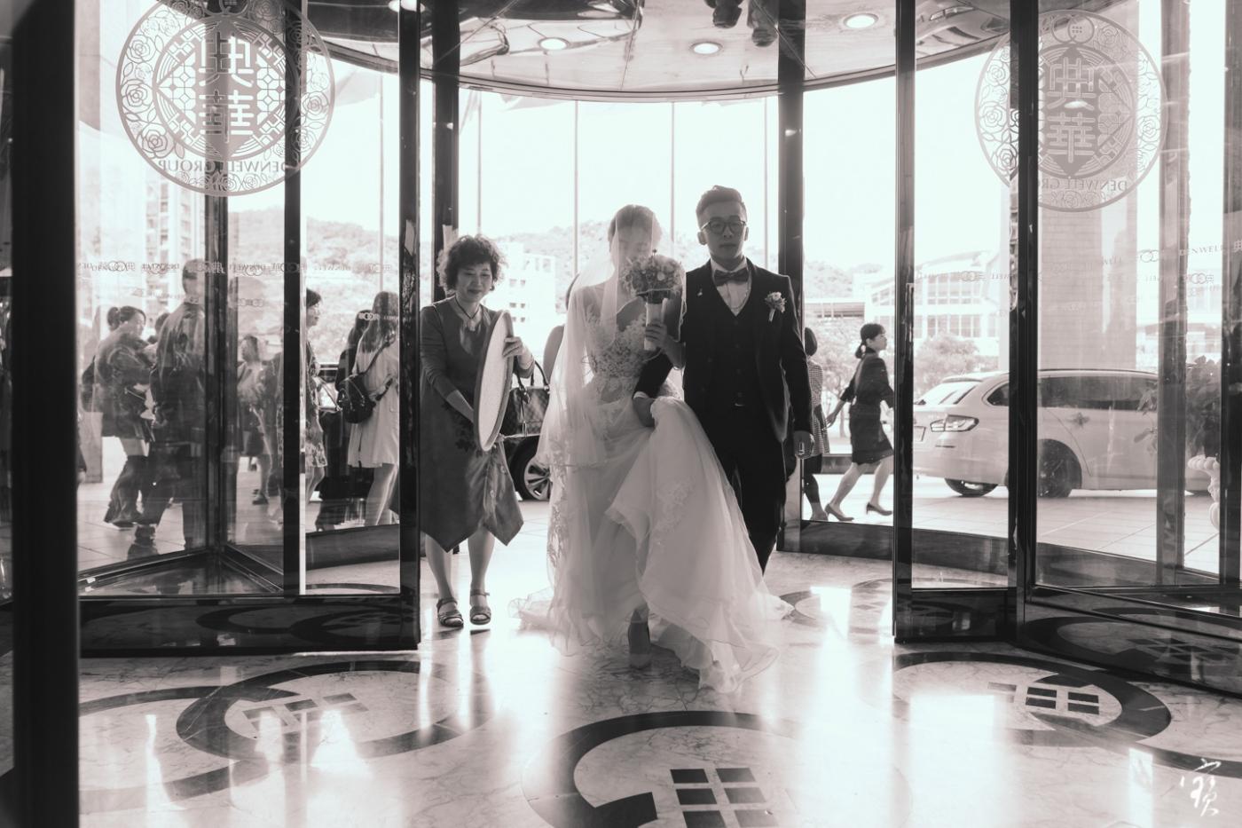 婚禮攝影 婚紗 大直 典華 冬半影像 攝影師大寶 北部攝影 台北攝影 桃園攝影 新竹攝影20181208-247