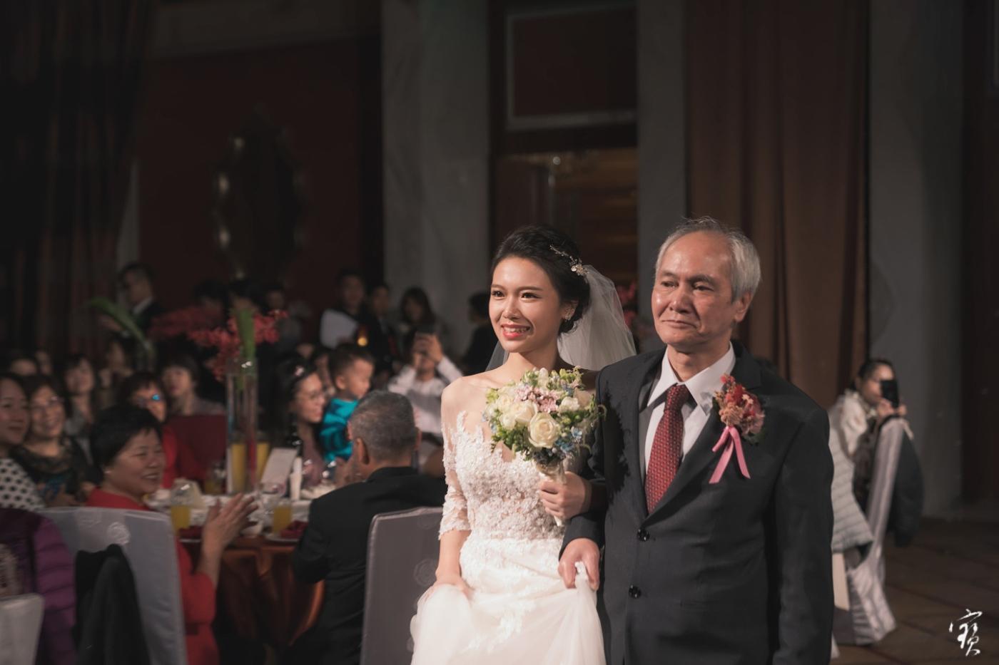 婚禮攝影 婚紗 大直 典華 冬半影像 攝影師大寶 北部攝影 台北攝影 桃園攝影 新竹攝影20181208-318