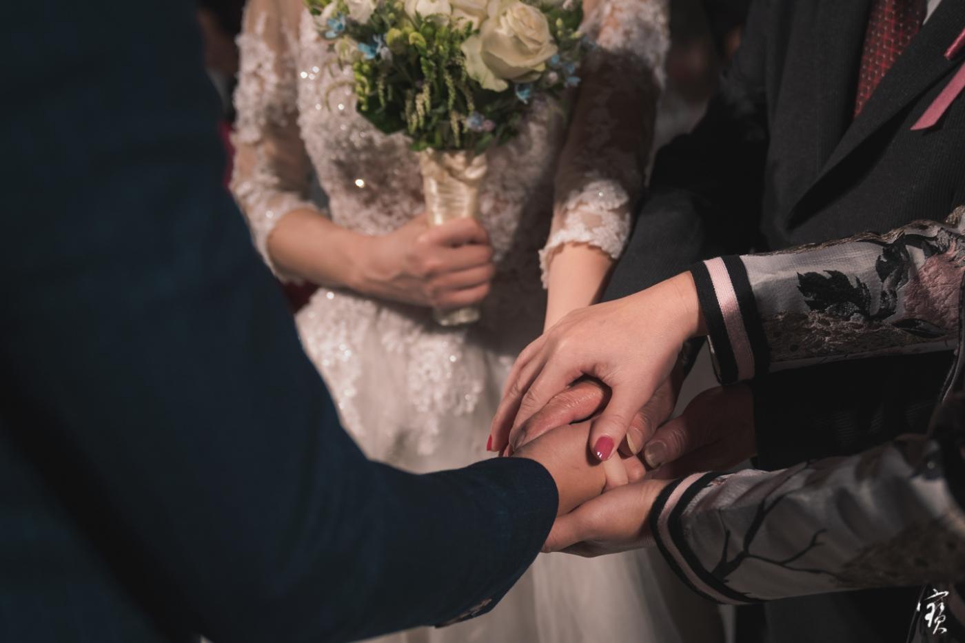 婚禮攝影 婚紗 大直 典華 冬半影像 攝影師大寶 北部攝影 台北攝影 桃園攝影 新竹攝影20181208-332
