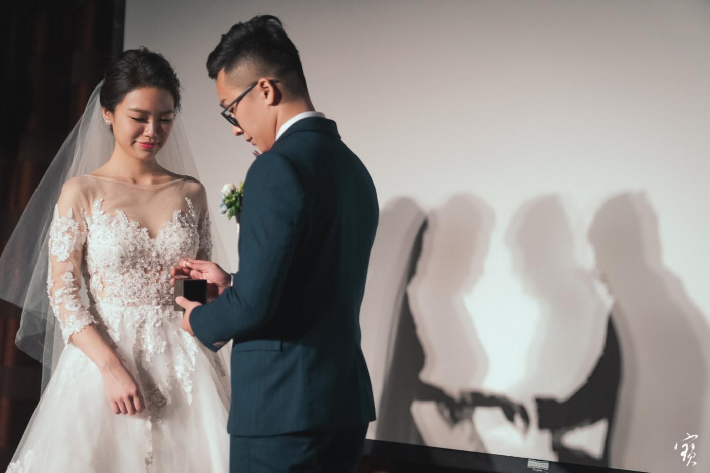 婚禮攝影 婚紗 大直 典華 冬半影像 攝影師大寶 北部攝影 台北攝影 桃園攝影 新竹攝影20181208-351