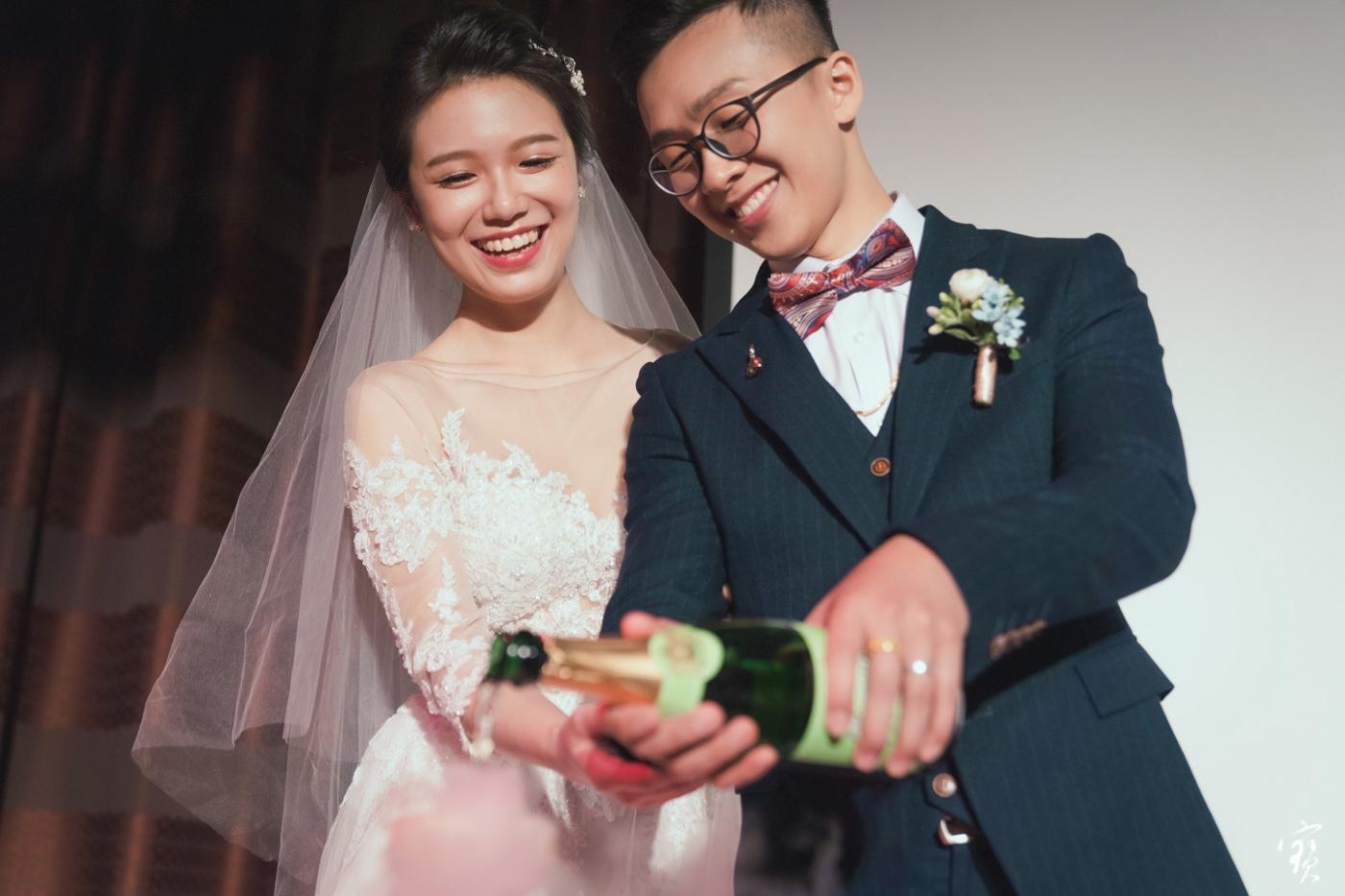婚禮攝影 婚紗 大直 典華 冬半影像 攝影師大寶 北部攝影 台北攝影 桃園攝影 新竹攝影20181208-363