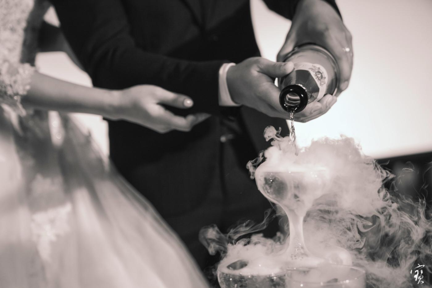 婚禮攝影 婚紗 大直 典華 冬半影像 攝影師大寶 北部攝影 台北攝影 桃園攝影 新竹攝影20181208-366