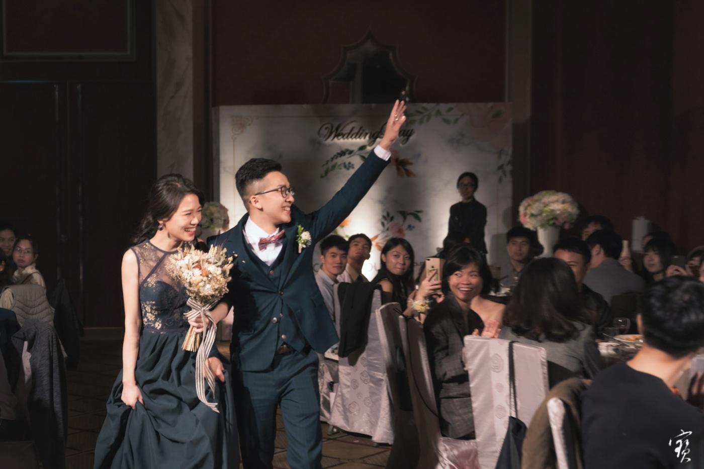 婚禮攝影 婚紗 大直 典華 冬半影像 攝影師大寶 北部攝影 台北攝影 桃園攝影 新竹攝影20181208-389