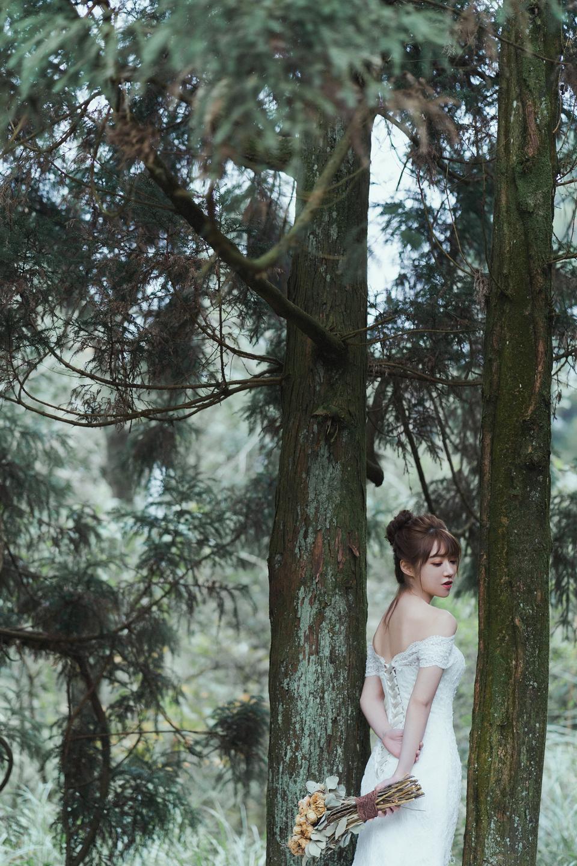 婚紗攝影 婚紗 美式婚紗 自然互動 笑容 冷水坑婚紗 陽明山婚紗 花卉試驗中心婚紗 攝影師 冬伴影像 北部_DB_8996