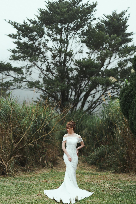 婚紗攝影 婚紗 美式婚紗 自然互動 笑容 冷水坑婚紗 陽明山婚紗 花卉試驗中心婚紗 攝影師 冬伴影像 北部_DB_9257