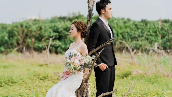 Liang & Ding自主婚紗