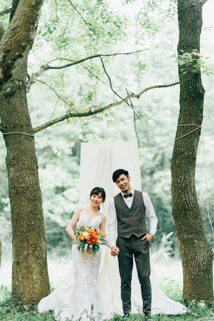 P&G 自主婚紗
