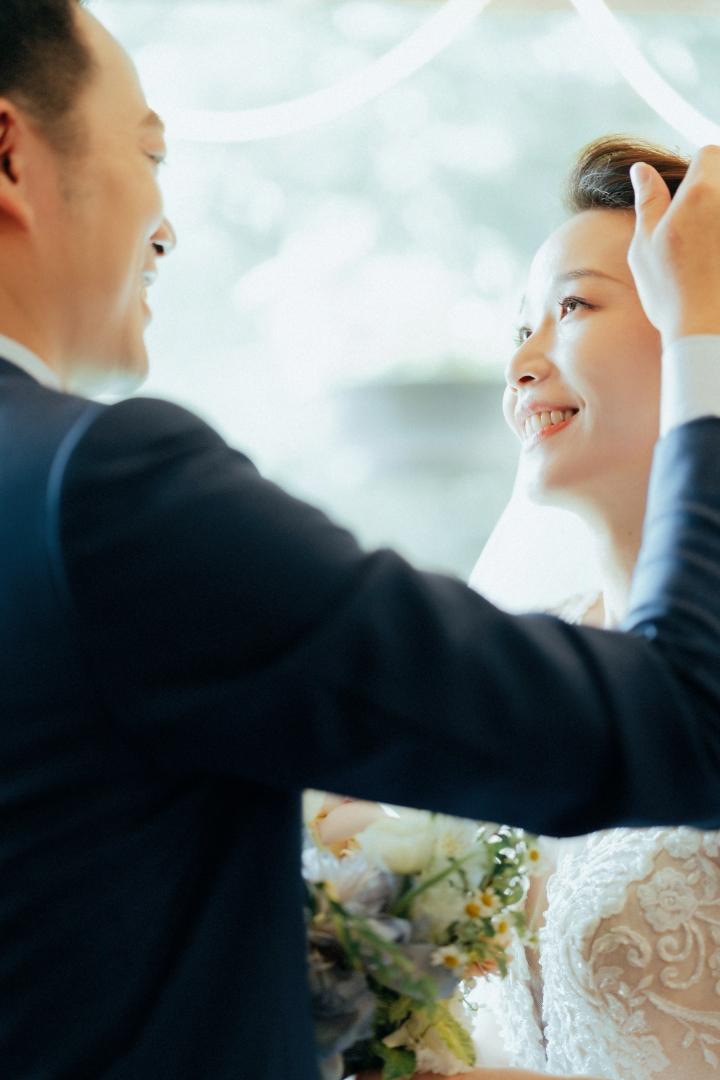 T&T 戶外婚禮 @80巷庭園