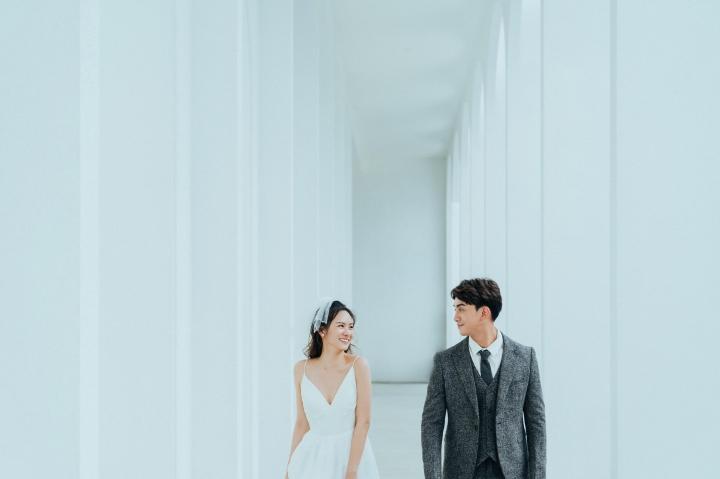 C&A 自主婚紗
