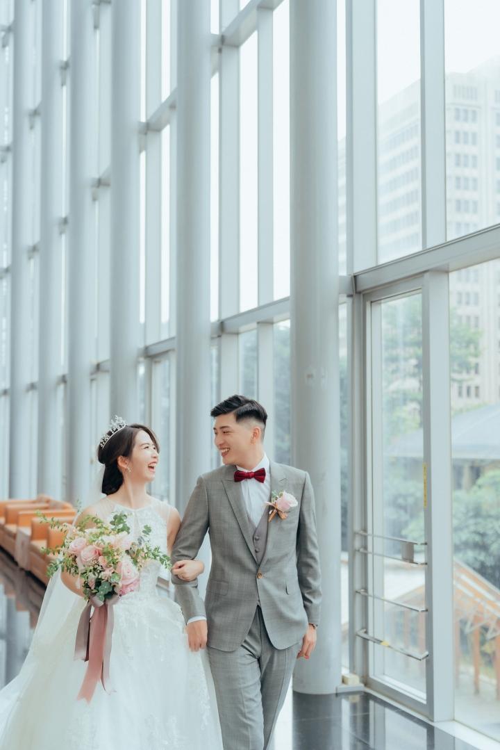 R&A Wedding @徐州路2號